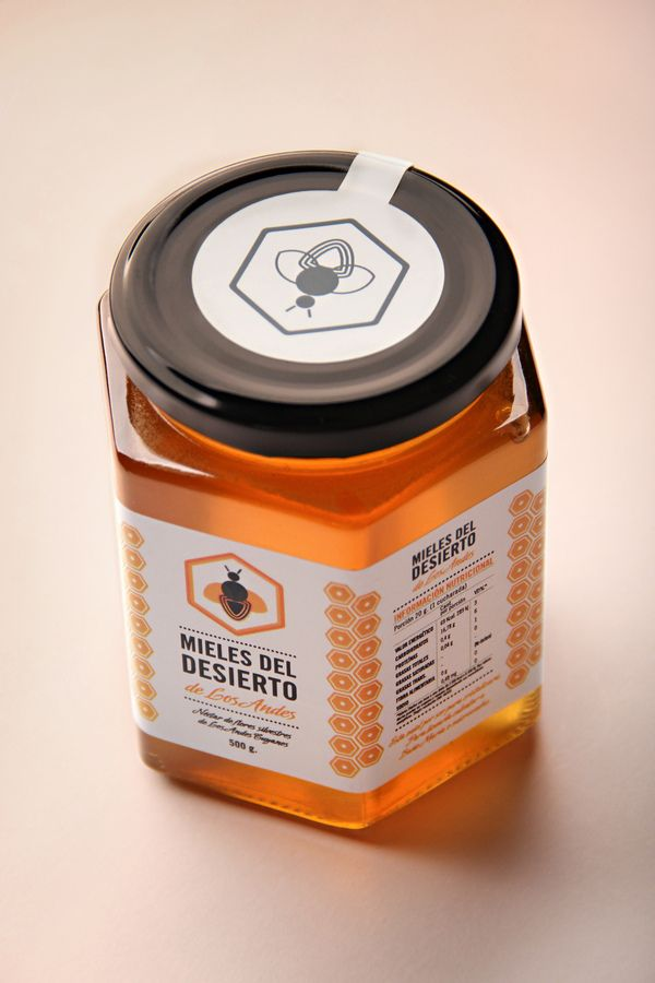 Delicious Honey Packaging Designs