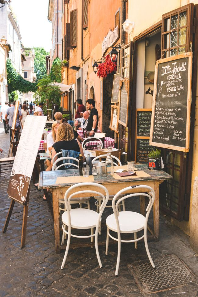For the Love of Italian Cuisine // Eating Italy Rome Food Tour • The Overseas Escape