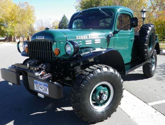 Resultado de imagen para power wagon truck