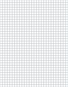 Download Our Free Crochet Graph Paper -- 4 Stitches and 4 Rows Per Inch ✿Teresa Restegui http://www.pinterest.com/teretegui/✿