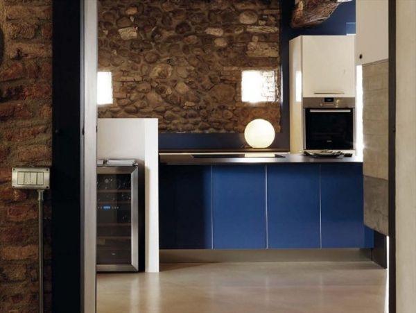 Exklusive Küche mit Kochinsel von TM \u2013 Einrichtungstrends aus