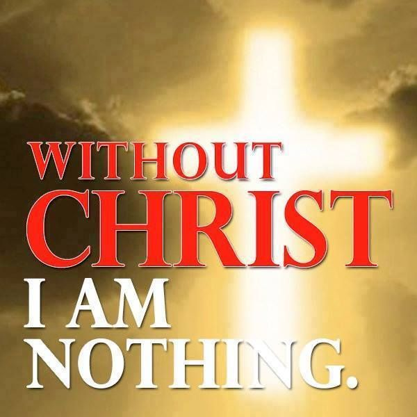 Image result for life without christ