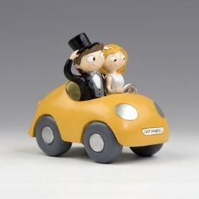 Figura novios coche pup Nueva colección 2013.