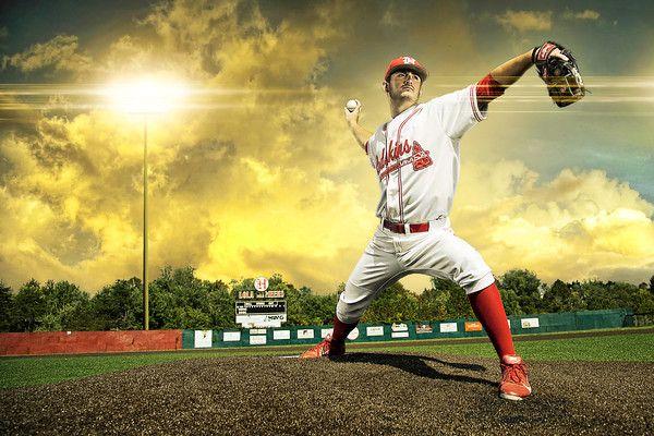 High School Senior - Baseball  Joshua Hanna Photography Cross Lanes, WV
