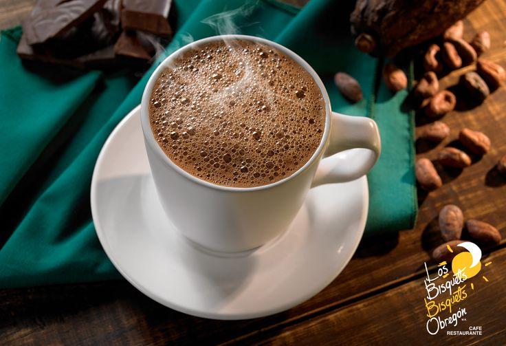#Bebida #Chocolate #BisquetsObregón