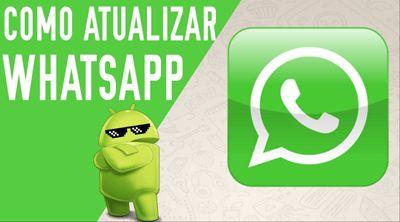 Como atualizar o Whatsapp Messenger