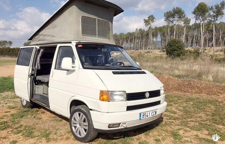 Foto de Camper Volkswagen California T4 (Barcelona)