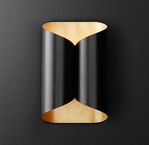 Sconces RH Modern FFE - Lighting Pinterest Wall lighting, Hallways and Sconces