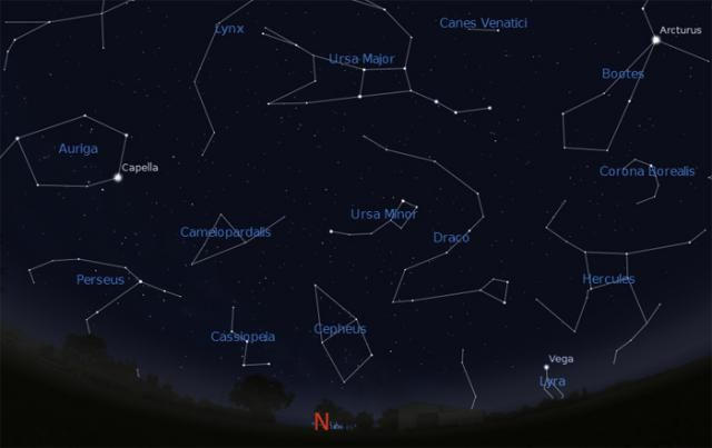 10 Tricks to Using a Star Chart: Constellations and Asterisms: Star Patterns in the Sky