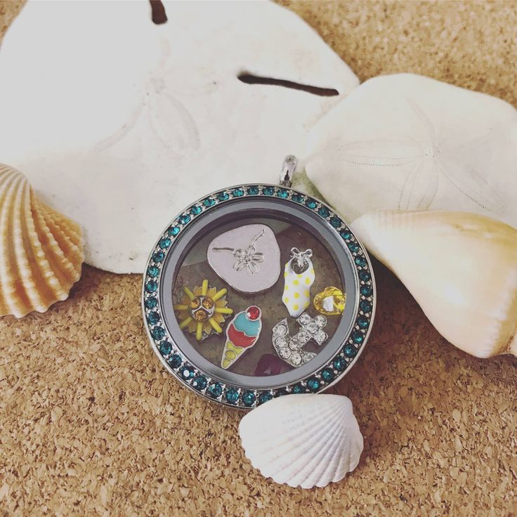summer is here :D and there are so many charms to choose from #summer #wanderlust #wanderlustlockets  #charms #beach #excited