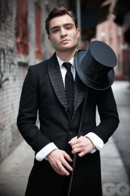 Because you can never have enough Chuck Bass
