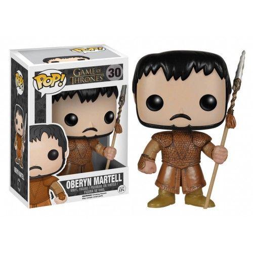 Funko Pop! Oberyn Martell, Game of Thrones, HBO, GOT, Funkomania, Séries