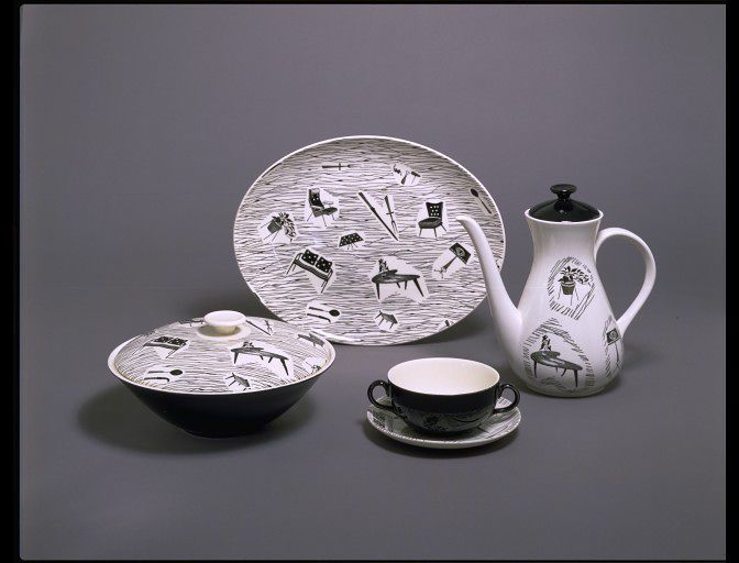 'Homemaker' Tableware | Seeney, Enid | V&A Search the Collections