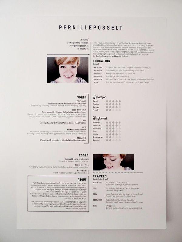 kreativ ansøgning mediegrafiker - Google-søgning