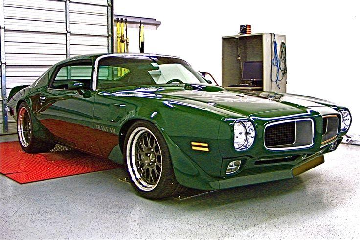 Awesome 70s Pontiac Firebird Trans Am RestoMod | ATX Car Pictures ...