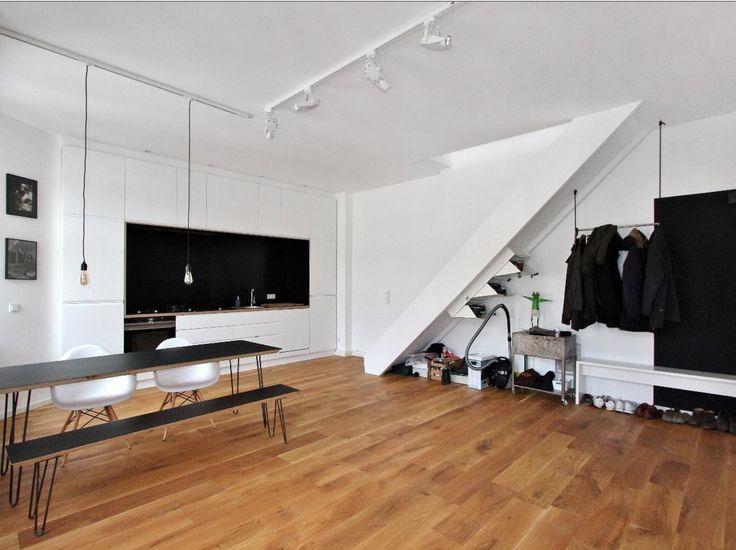 Pin by PS Spielhoff on Home Pinterest - offene küche wohnzimmer abtrennen