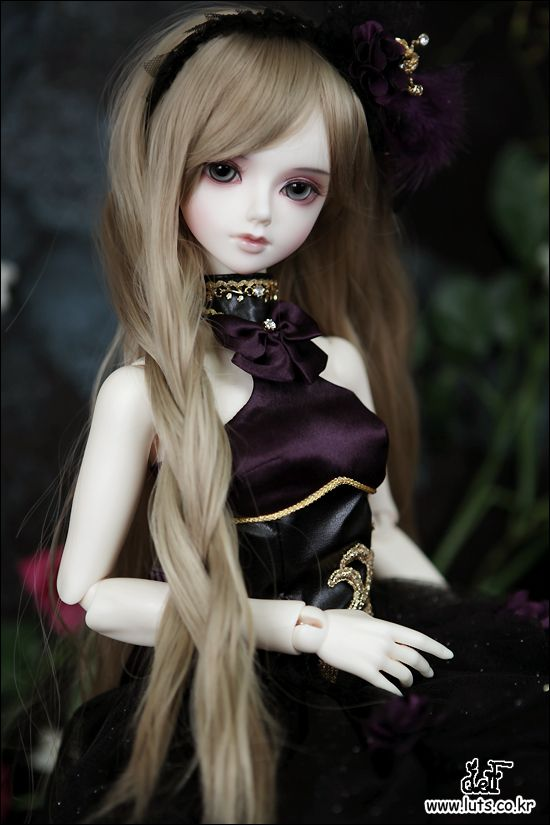Luts Ball Jointed Dolls Bjd Company Delf Bluefairy