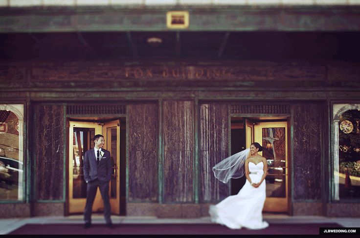 Jeffery Lewis Bennett Creates Elegant Animated GIFs for the Wedding Day