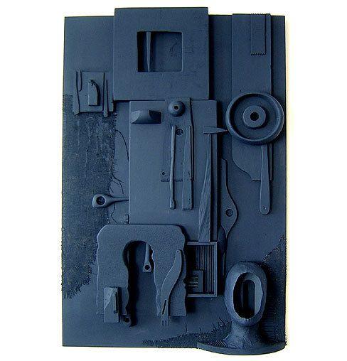 DUTINY NOCI  CAVITIES NIGHT - akryl, dřevo, nalezené předměty, kombinované technika. - acrylic, wood, found objects, mixed media. 80 x 120 cm 2013