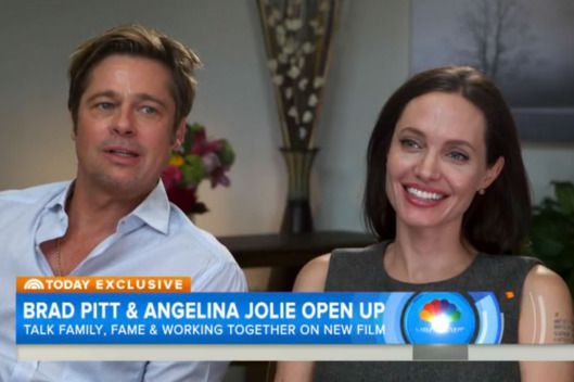 Brad and Angelina Are So Perfect I Cannot Deal -- The Cut