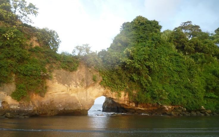 Lindo Tumaco - Arco del Morro - Costa Pacifica Colombiana