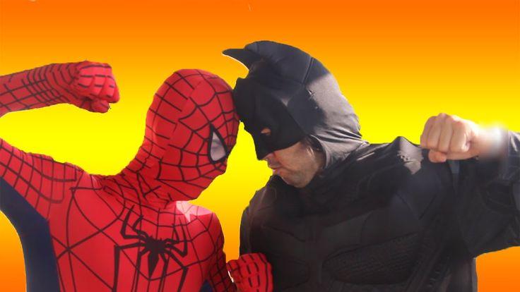 #superhero #superheroeos #superheroinreallife #superheroesinreallife #spidermaninreallife #spiderman #elsa #batman #batmaninreallife #elsainreallife #compete #fight