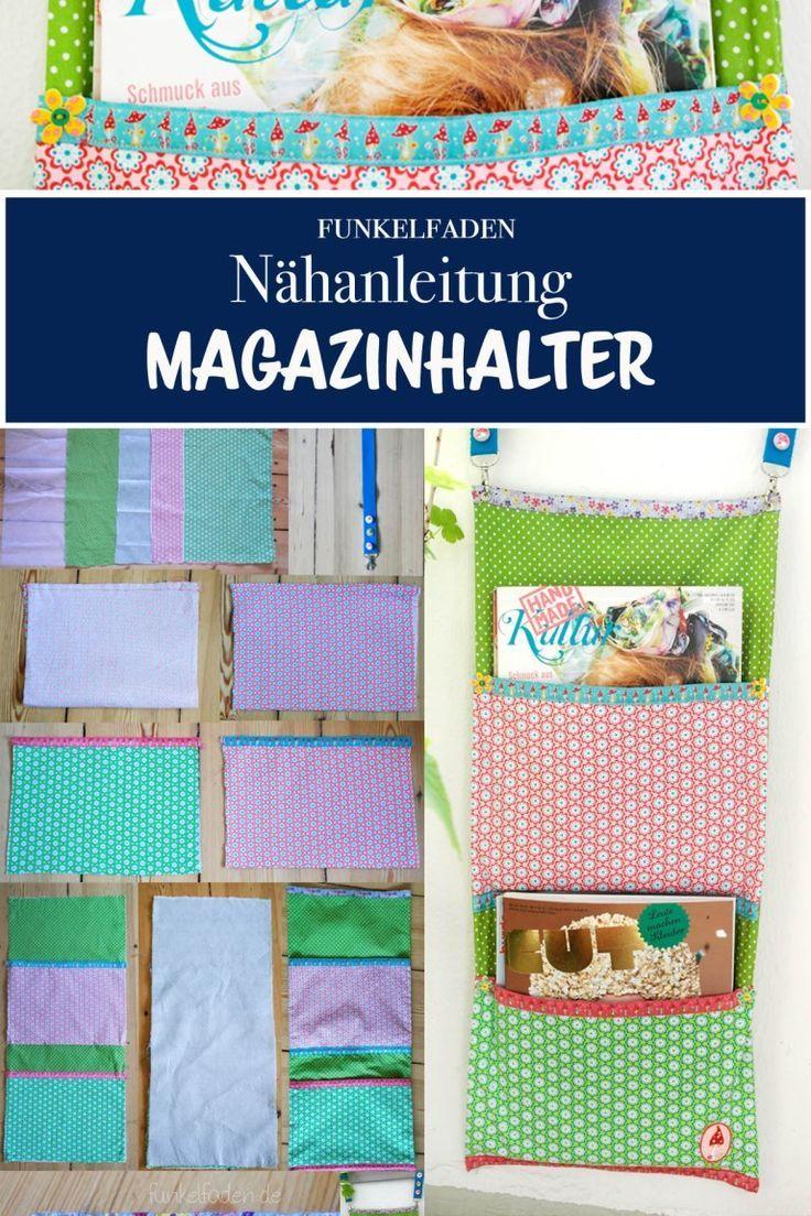 2389 best nähen images on Pinterest   Deko nähen, Stoffreste und ...