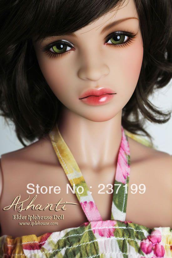 bjd dolls for sale | ... female bjd Beach Ashanti 65cm big female doll sd doll best gift