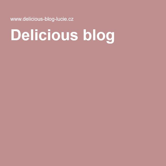 Delicious blog