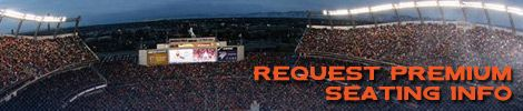 Sports Authority Field at Mile High, request premium seating information.