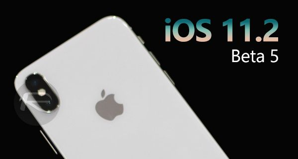 Download iOS 11.2 Beta 5 For Testing On Compatible iPhone Or iPad