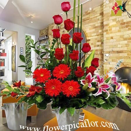 2397 best FLORERIA CARISSA,,arreglos florales images on ...  2397 best FLORE...