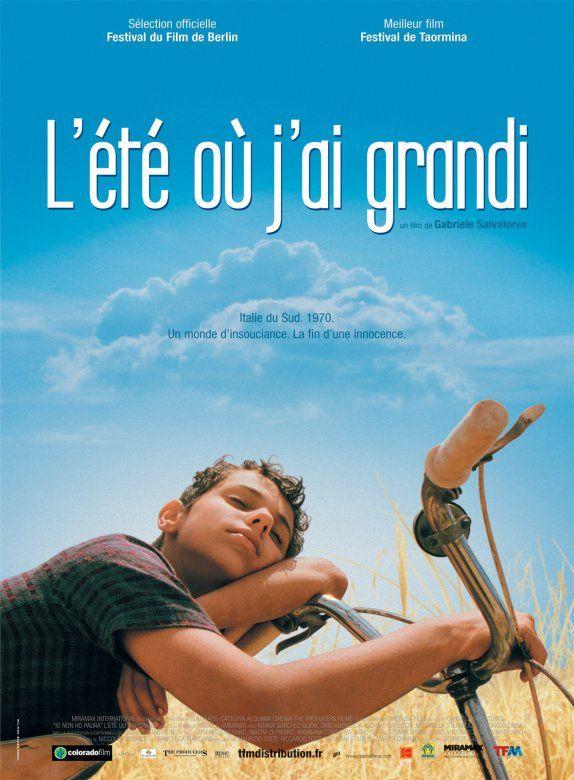 L'été où j'ai grandi de Gabriele Salvatores (2003)