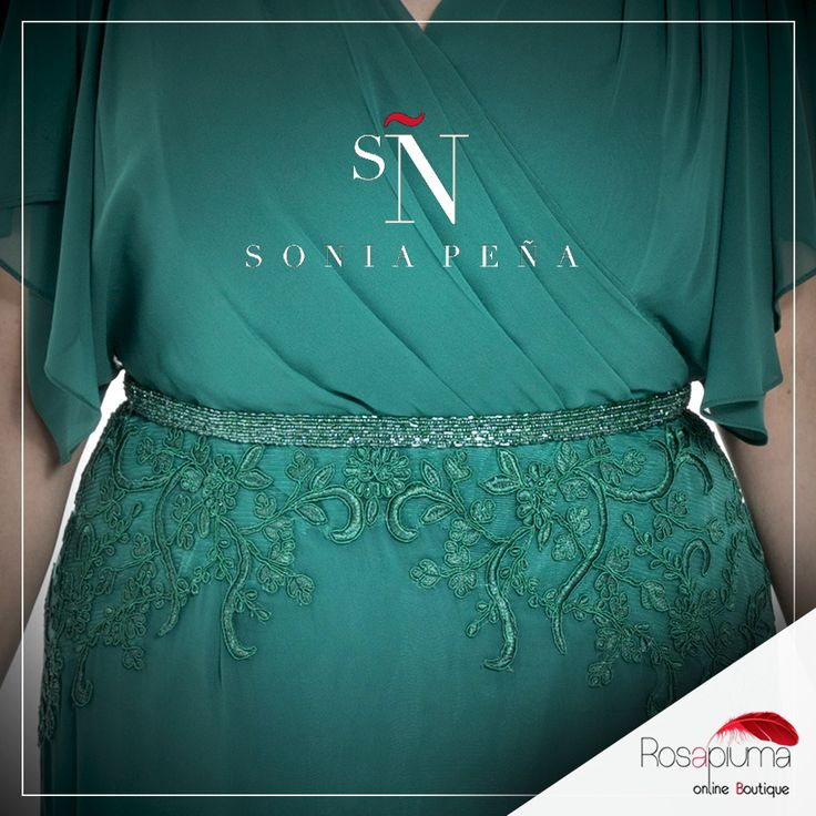 Lasciatevi conquistare dai dettagli per scegliere l' #abito dei vostri sogni.  #Longdress Sonia Peña su #rosapumaboutique ! #SALES>> http://ht.ly/AOv0301Yfz7