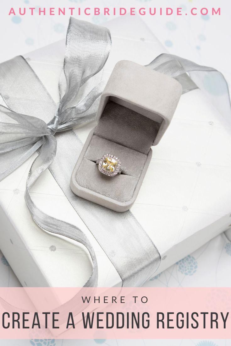 Die besten Websites, um Ihre Hochzeitsgeschenkliste zu erstellen. | AuthenticBrideGui … ….   – Wedding Gift Registry