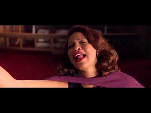 I know he watches over me! Whitney Houston -(Sparkle movie scene) BEST QUALITY