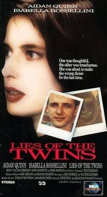 Lies of the Twins movie dvd