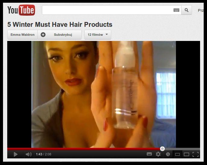 Super Shine Spray Hairstyle Find us on: www.facebook.com/GreatLengthsPoland