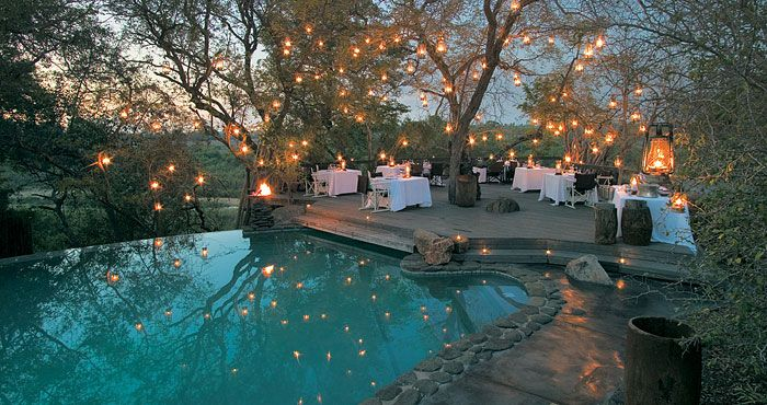 Resort in South African wine country - definitely on my list of places to see.