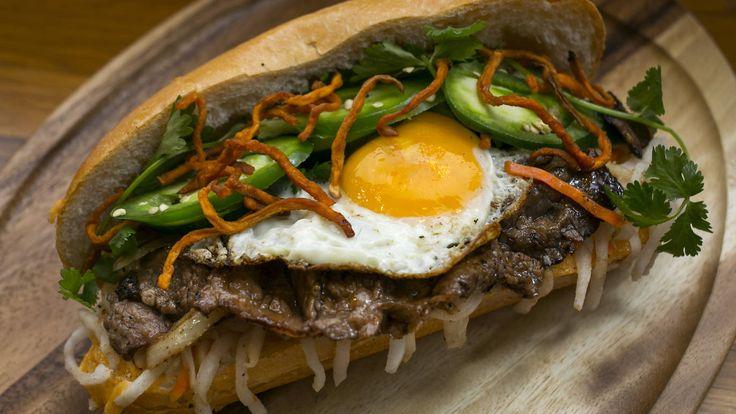 Lotus Café & Banh Mi Sandwiches