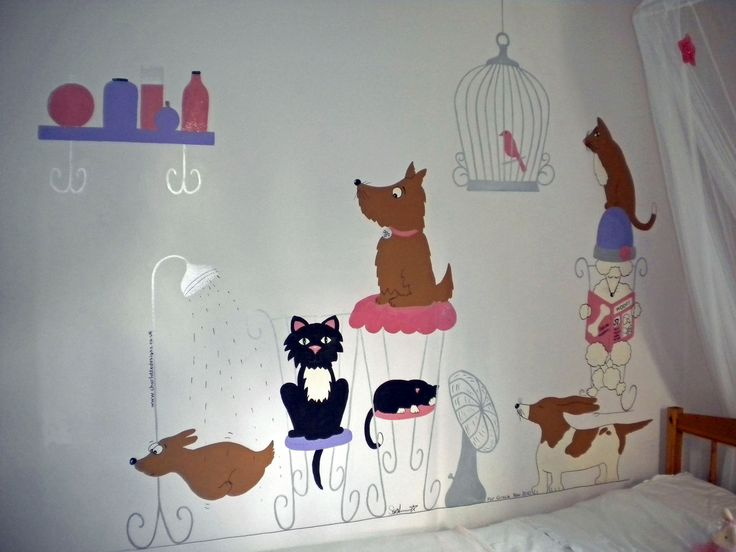 59 best images about charlotte designs my murals on for 21 year old bedroom ideas