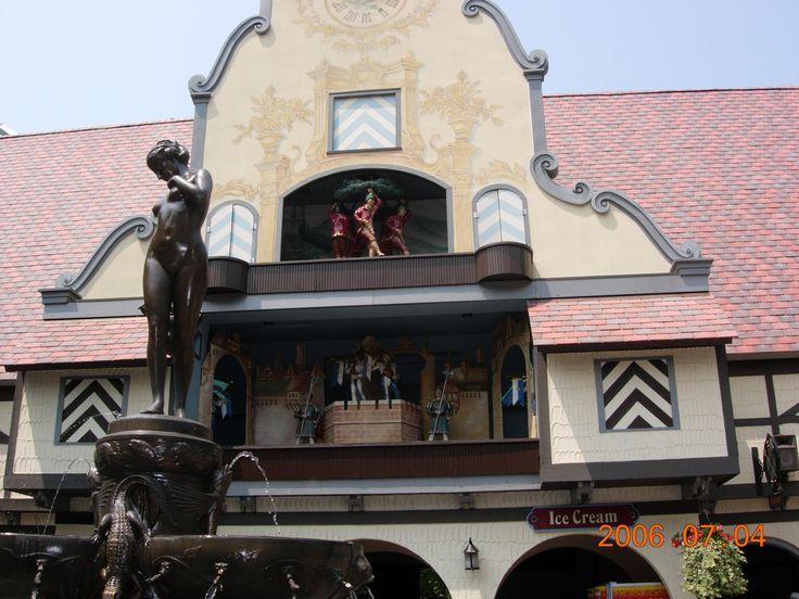 Busch Gardens Williamsburg A Theme Park for All Seasons
