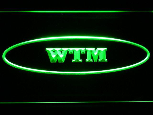 New York Giants Wellington Mara Memorial LED Neon Sign - Legacy Edition