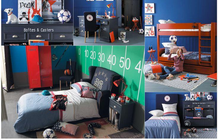 collection junior urban ado maisons du monde deco chambre d 39 enfant pinterest urban. Black Bedroom Furniture Sets. Home Design Ideas