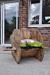Mobilier en bois de Palette - Fauteuil touret… - Cabane en palette… - Mobilier palette… - Mobilier palette… - Canapé palette pour… - Le blog de Mazelin Antony
