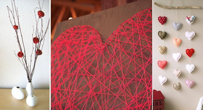 Ideas decorativas San Valentín