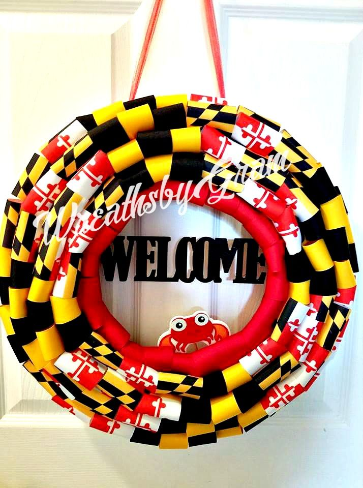 78 ideas about flag of maryland on pinterest maryland - University of maryland interior design ...