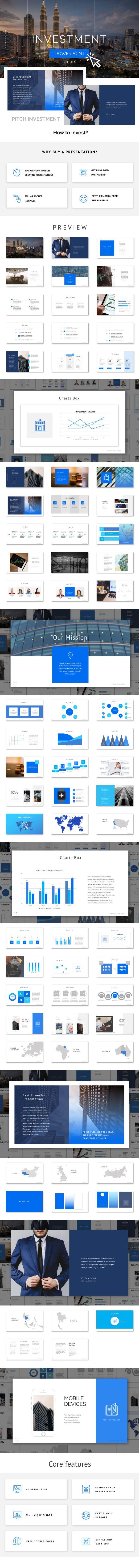 791 best powerpoint template images on pinterest power point investment powerpoint presentation powerpoint templates toneelgroepblik Choice Image