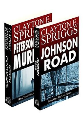 Book-o-Craze: REVIEW: Johnson Road Saga Two Book Bundle by Clayt...