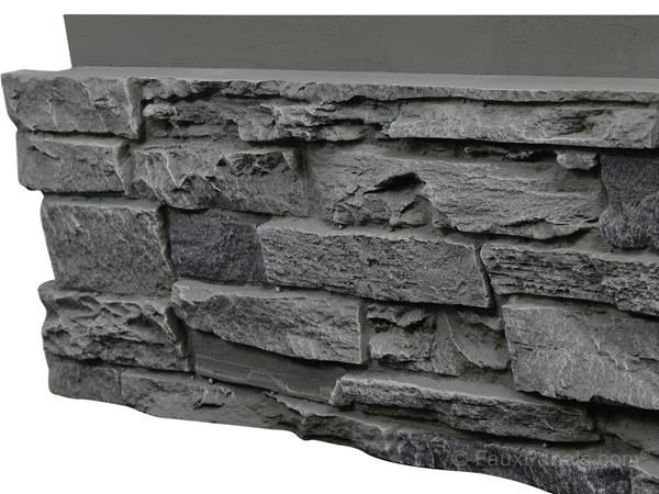 Windsor Slatestone Onyx Panel W 43 1 4 H 8 1 2 1 3 4 Thick Stone Wall Panels Paneling Stone Wall